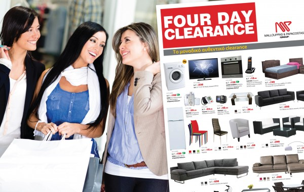 4Day Clearance